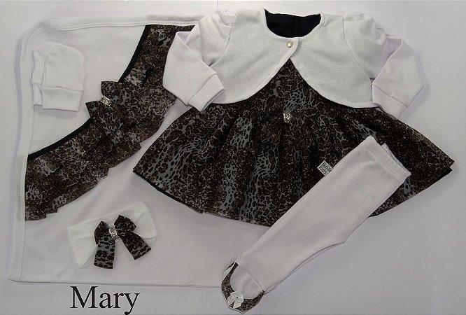 Saída Maternidade Mary