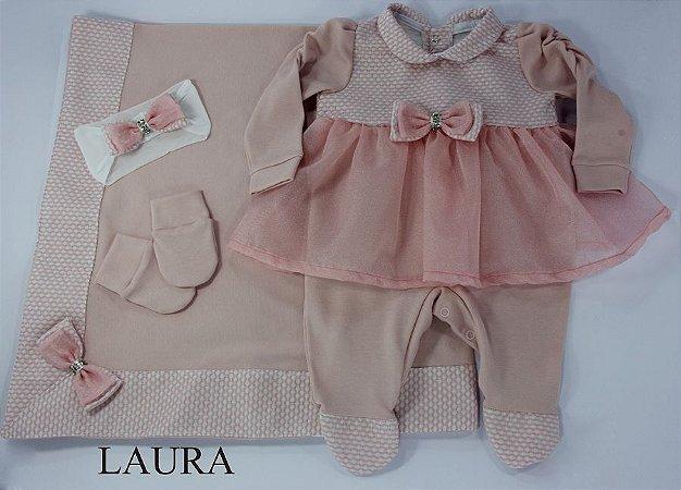 Saída Maternidade Laura Rose