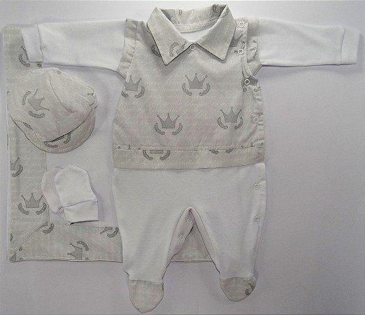 Saída Maternidade Enzo Branco
