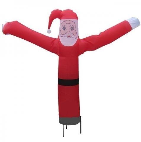 Papai-Noel Biruta c/ Exaustor