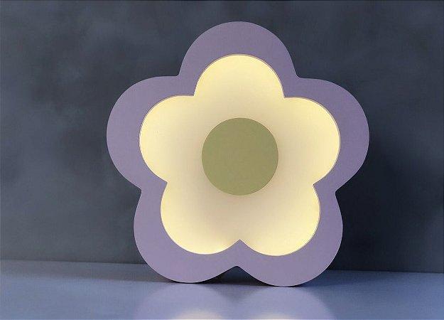 Luminária Flor