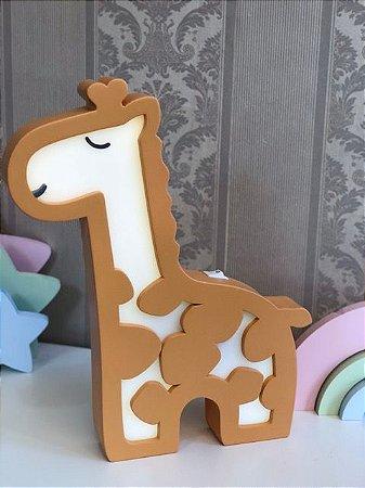 Luminoso girafinha