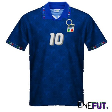 CAMISA DE FUTEBOL ITALIA I RETRÔ 1994