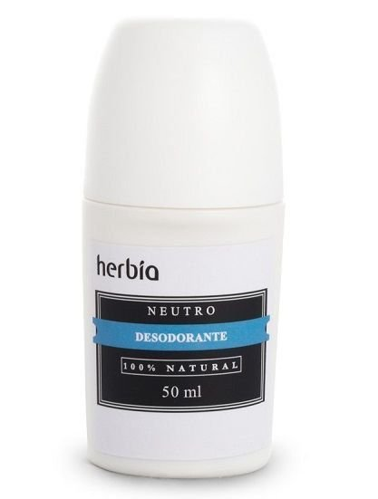 Desodorante Herbia Neutro 100% Natural