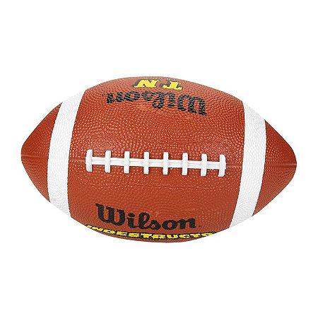 Bola Futebol Americano TN Oficial Wilson - WTF1511 - Vida Esportiva ... 2edeb360272fb