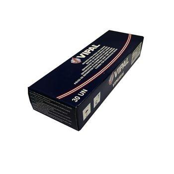 Refil Vipaseal 200mm para conserto de pneu sem camara caminhão - cx c/ 30 pçs - Vipal