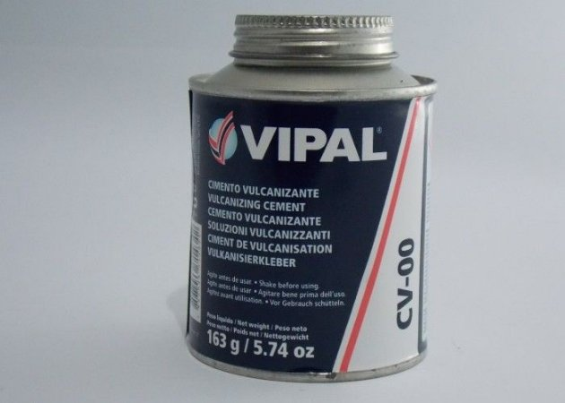 Cola vulcanizante cola profissional para borracharia 00 vipal