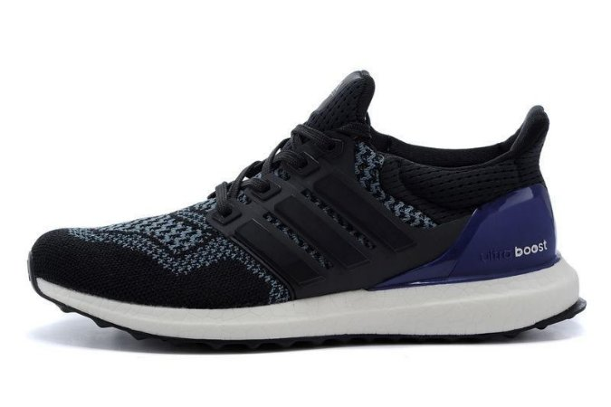 Tênis Adidas Ultra Boost - Feminino - Preto