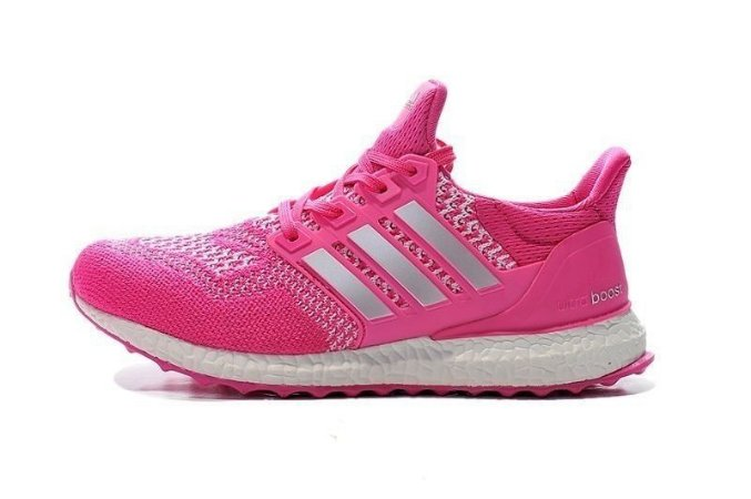 Tênis Adidas Ultra Boost - Feminino - Rosa