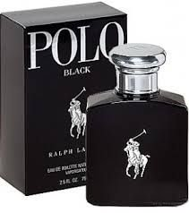 Perfume Ralph Lauren Polo Black Masculino Eau de Toilette 125ml