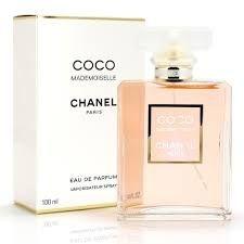 Perfume Chanel Coco Mademoiselle Feminino EDP 100ml