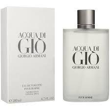 Perfume Acqua Dio Giò Giorgio Armani Fragrance 100ml