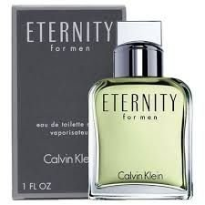 Eternity For Men Eau de Toilette Masculino 100ml - Calvin Klein