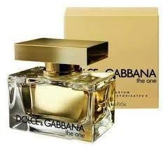 Perfume The One Dolce & Gabanna 50ml