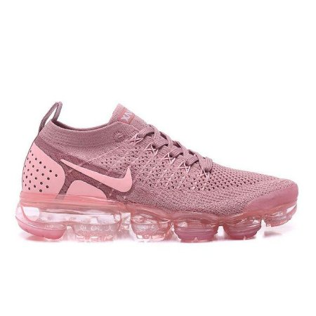 detailed look 09d6c 9aa89 Tênis Nike Air Max Vapormax 2 Flyknit 2018 - Rosa