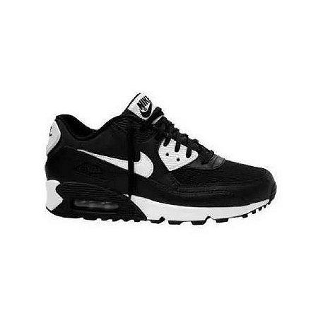 Tênis Nike Air Max 90 - Preto e Branco