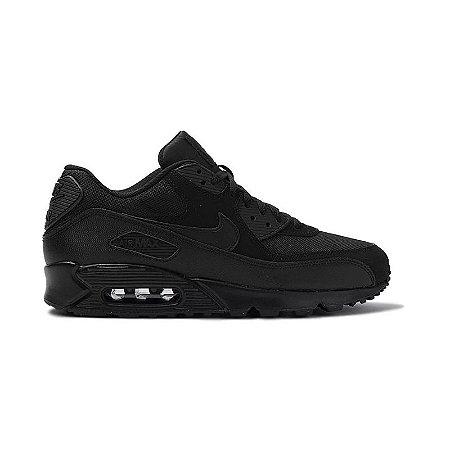 e32a18ba54 Tênis Nike Air Max 90 Preto - Calçados50off® - Compre Seu Tênis ...