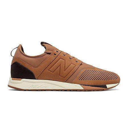 e9bf009998 New Balance 247 - Marrom - Calçados50off® - Compre Seu Tênis Running ...