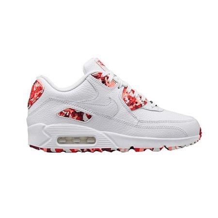 4f729d9b04 Tênis Nike Air Max 90 - London Branco - Calçados50off® - Compre Seu ...