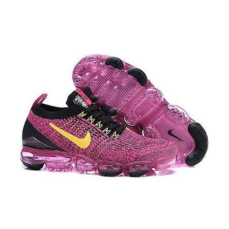 Tênis Nike Air Max Vapormax 3 - Rosa