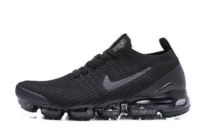 9c348134d47 Tênis Nike Air Max Vapormax 3 - Todo Preto - Calçados50off® - Compre ...