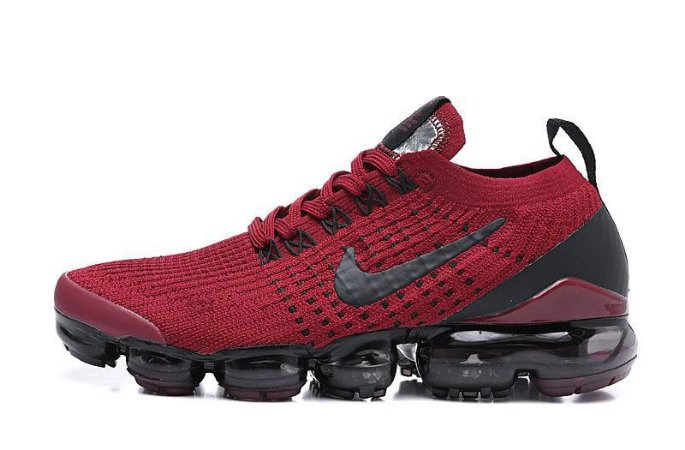 Tênis Nike Air Max Vapormax 3 - Vermelho e Preto