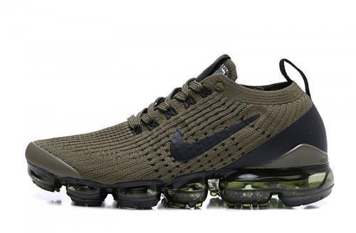 Tênis Nike Air Max Vapormax 3 - Verde e Preto