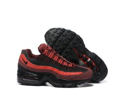 Tênis Nike Air Max 95 - Preto e Vermelho