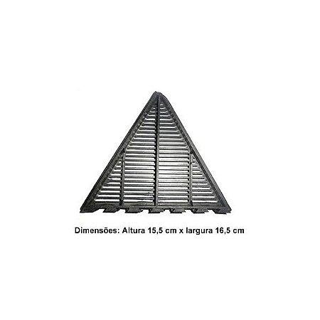 Placa de Ventilação Canalete 43