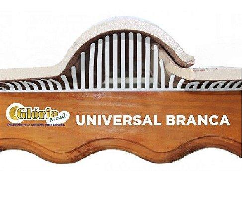 Passarinheira Universal Branca - 10 metros lineares - GLORIA