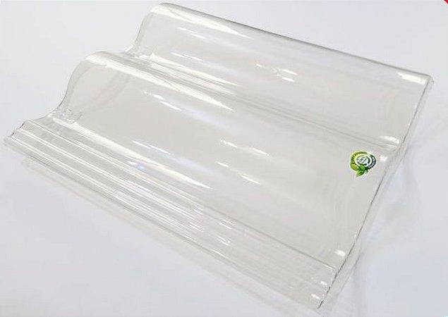 Telha Leve Transparente Brastelha / Decoralar/ Slim - Injetada