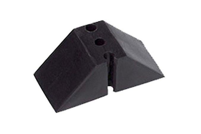 Calço Trapézio T40 Preto - 3 Furos