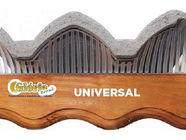 Passarinheira universal Transparente - 10 metros - GLORIA