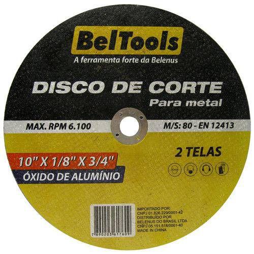Disco De Corte Ferro 4.1/2x1/8 X 7/8 Beltools