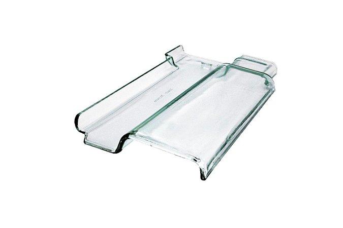 Telha de vidro Romana Lisa - Ibravir  ***Não fazemos entrega