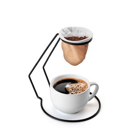 Mini Coador De Café Fast Coffee Black - Arthi
