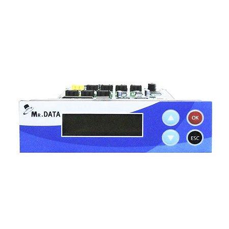 Controladora Sata para Duplicadoras de CD / DVD / Bluray - MR. DATA