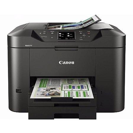 Impressora Multifuncional Maxify MB5310 Jato de Tinta com USB Wi-Fi - Canon