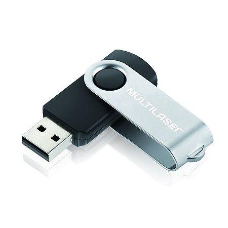 Pen Drive 4GB Twist - Multilaser