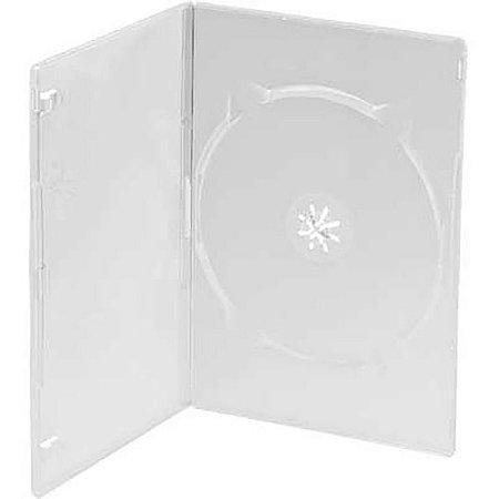 Capa para DVD slim Simples - Cx c/ 100 Unidades