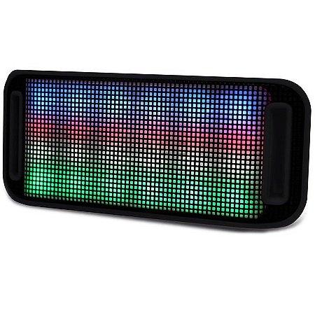Caixa de Som Maxprint Bluetooth Lumini LED 4W 6012001