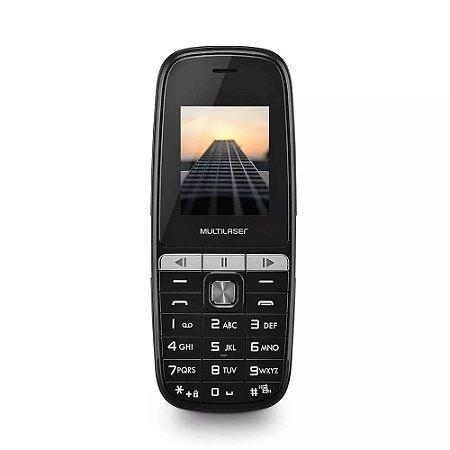 Celular Up Play Dual Chip Bluetooth Mp3 Câmera - Multilaser P9076