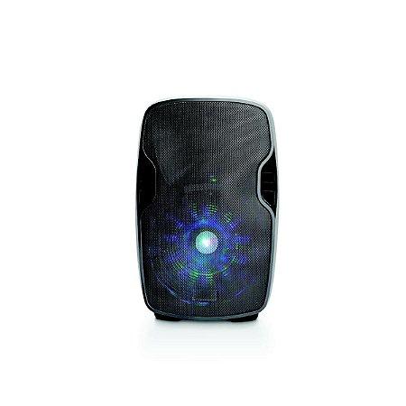 Caixa de Som Amplificadora 500W (RMS) - Bluetooth/USB/SD/FM/AUX - Multilaser- SP263