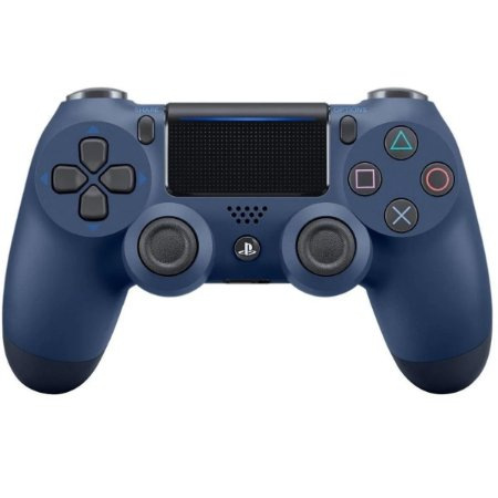 Controle Playstation 4 Ps4 Dualshock Sony - Midnight Blue