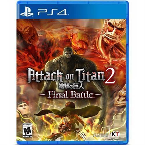 Jogo Attack On Titan 2 - Final Battle para PS4