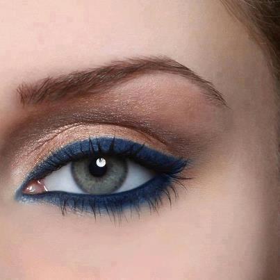 Lápis Sombra Turquoise Blue NYX