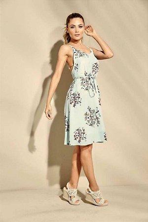 86343a6e2 Vestido midi estampado linho leve - Bbrasilstilus    loja de roupas ...