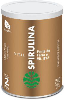 Vital Spirulina  - 240 Cápsulas