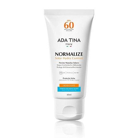 Protetor Solar Hidratante Oil Free Normalize Hydra Comfort FPS 60 - 40ML