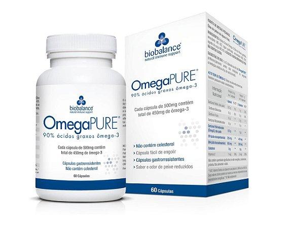 OmegaPURE ® - Compre Agora o Ômega-3 que Realmente Faz a Diferença